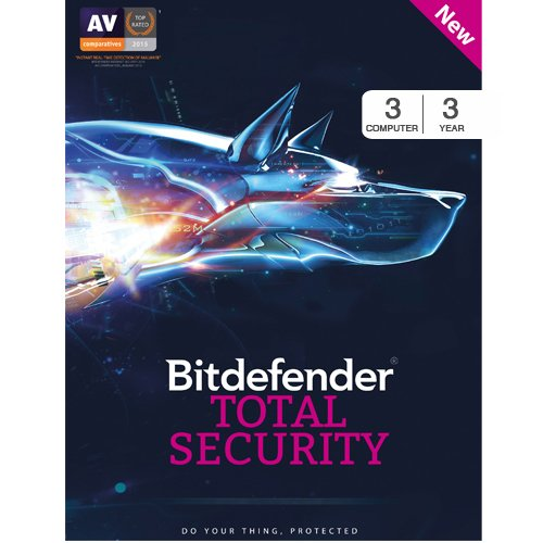 Bitdefender Total Security 2017 Key