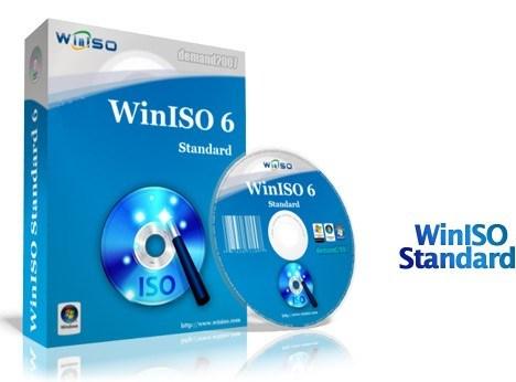 WinISO Registration 1