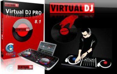 Virtual DJ 8 Crack 1