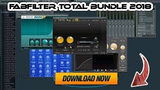 FabFilter Total Bundle 1